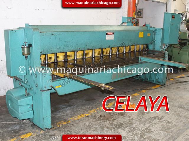 Cizalla WYSONG 10' x Cal.10 - BB14185
