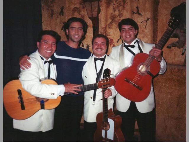 Trío o Cuarteto para tus Serenatas en México
