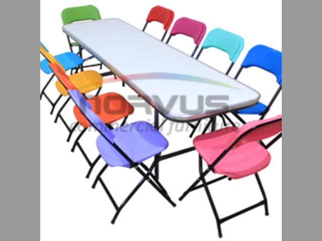 Mesas y sillas infantiles para complementar tu mobiliario
