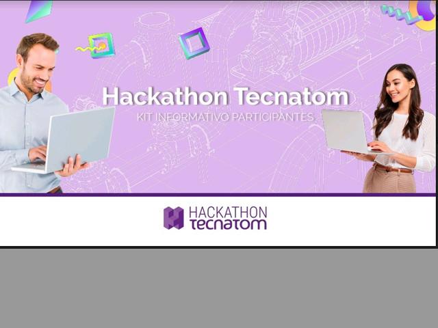 un hackathon para la compañía Tecnatom (ingeniería industrial)