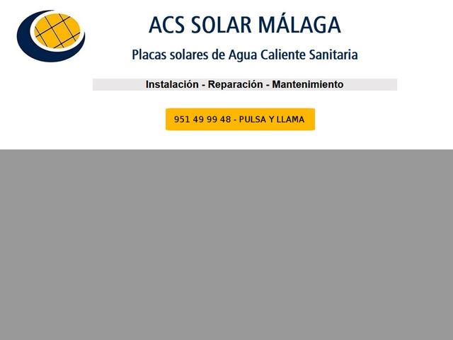 Trabajamos con Placas solares térmicas