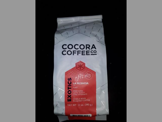 Venta de café colombiano
