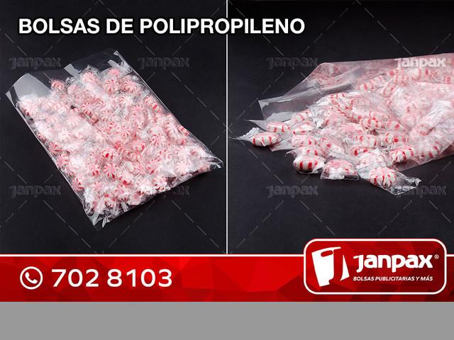 Bolsas De Polipropileno -  JANPAX