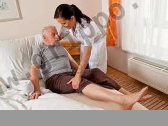 """""""Masajes Terapéuticos,cuido de enfermos y ancianos""""A un excele"""