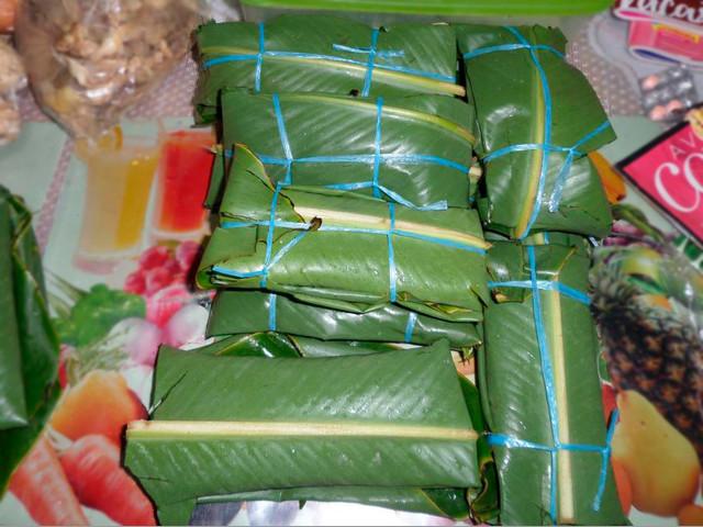 Vendo tamales en Huaraz