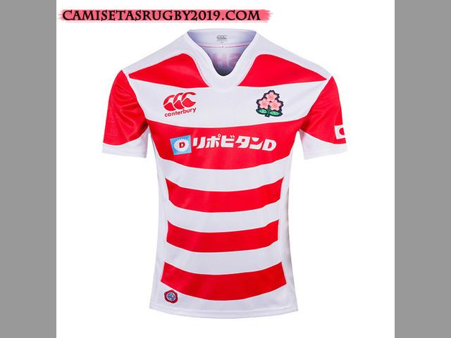 camiseta rugby japon