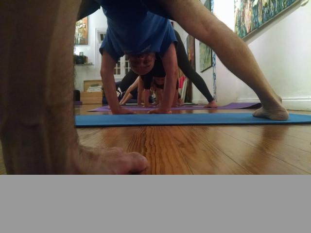 Yoga en Villa Devoto