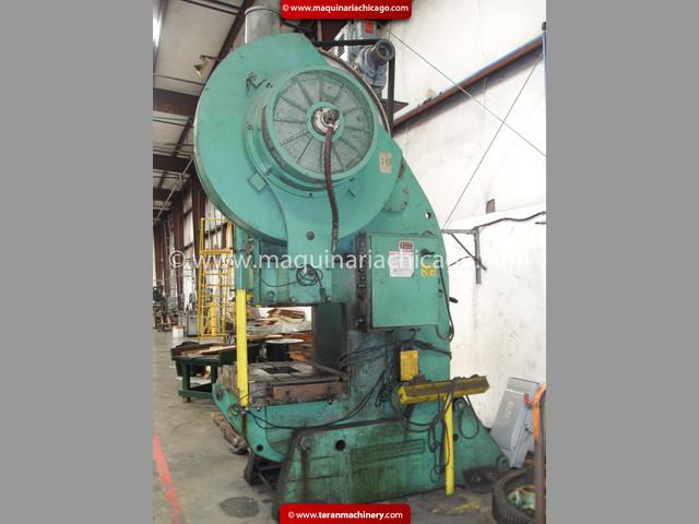 Troqueladora USI CLEARING 110 ton OBI en Venta!