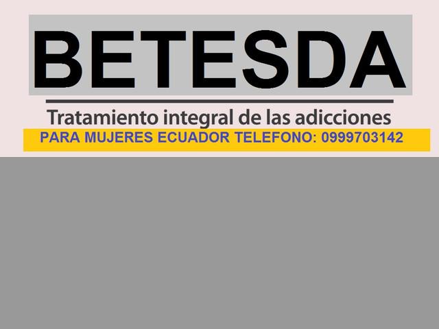 CENTRO REHABILITACION DE MUJERES ADICTAS ALCOHOL DROGAS ECUADOR