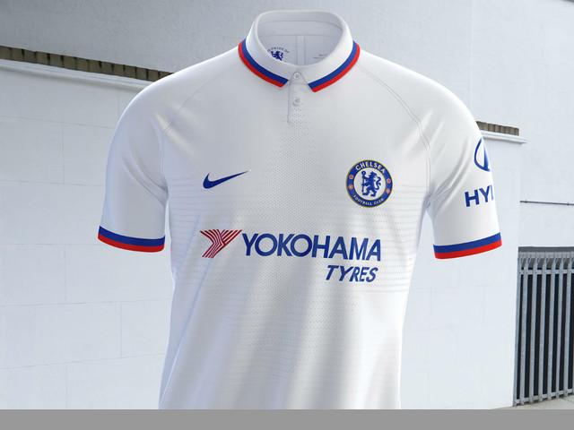 Replica camiseta de futbol Chelsea barata 2019