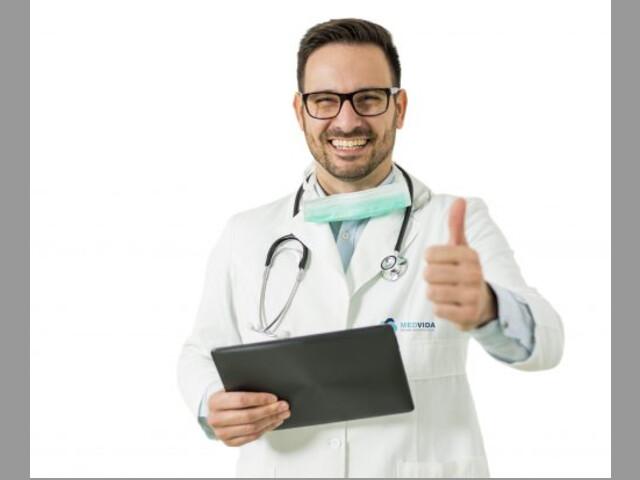 MedVida Salud Ocupacional, Clínica de Salud Ocupacional
