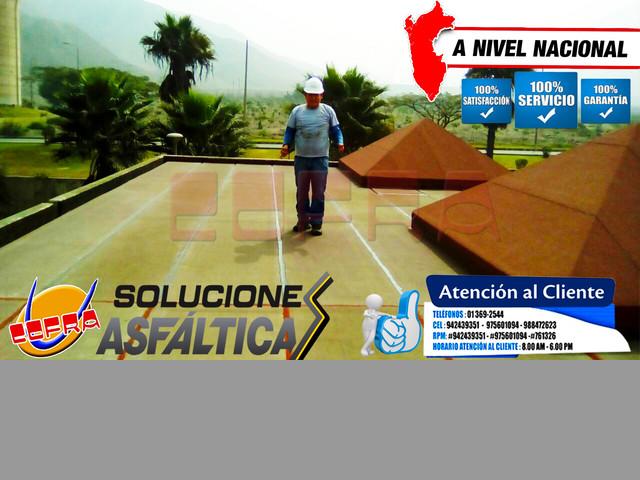 OFERTA DE MANTO ASFALTICO Y ASFALTO RC 250 CON GARANTIA A1