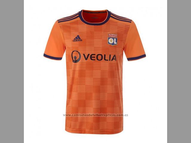 Replica camiseta de futbol Lyon