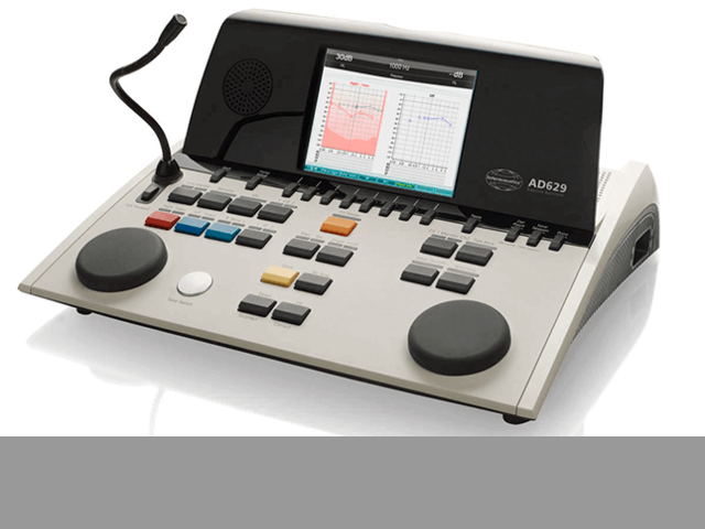 Audiometro comaudi