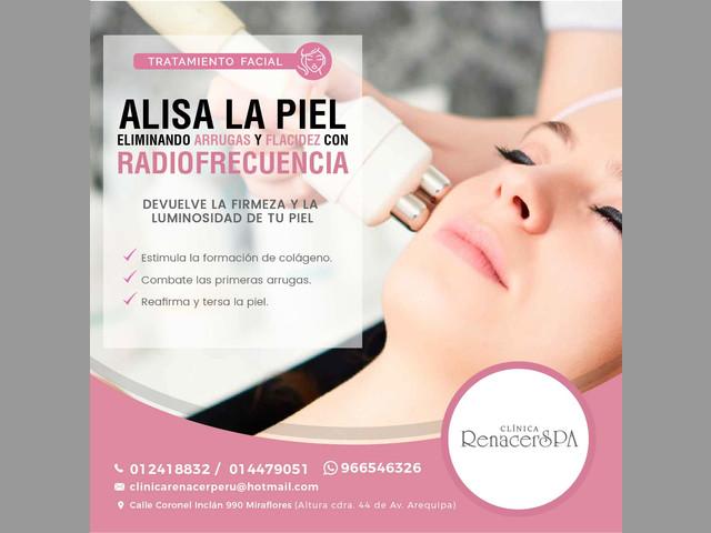 Combate las primeras arrugas-ClinicaRenacerSpa