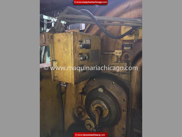 "Fresadora KEARNEY & TRECKER MILWAUKEE 16"" x 80"" Usado"