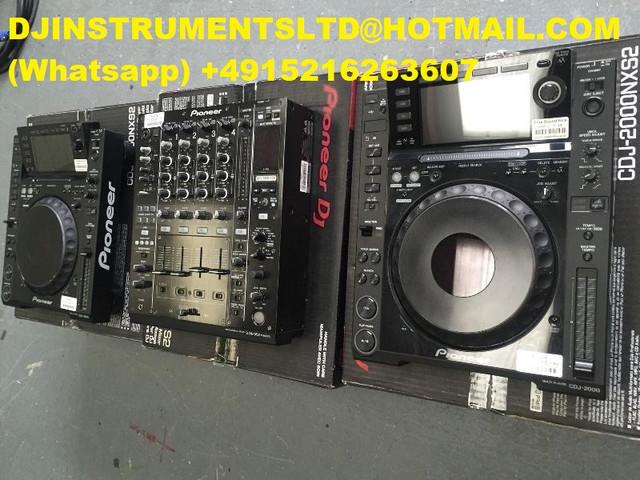 En venta Pioneer DJ 2x Cdj-2000 Nxs2 y Djm-900 Nxs2 + Hdj-2000 Mk2