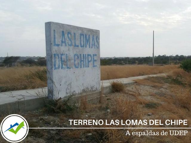 Terreno Las Lomas del Chipe - Piura