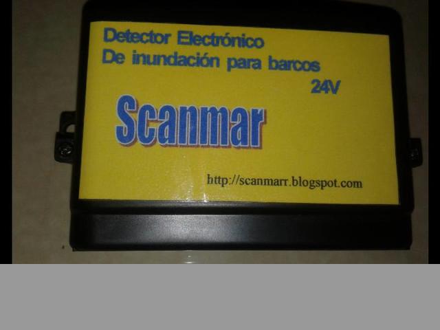 detector electronico de inundacion para barcos