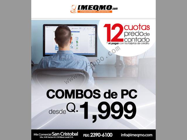 Combo de Computadoras