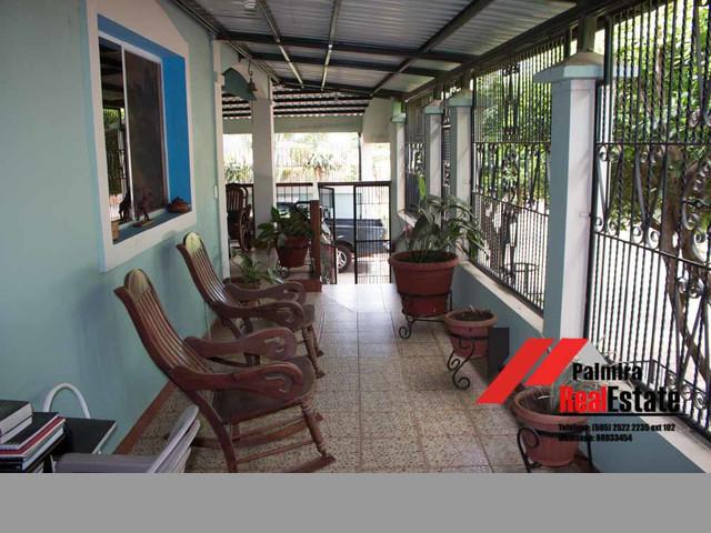 venta de casa en residencial las flores-masaya