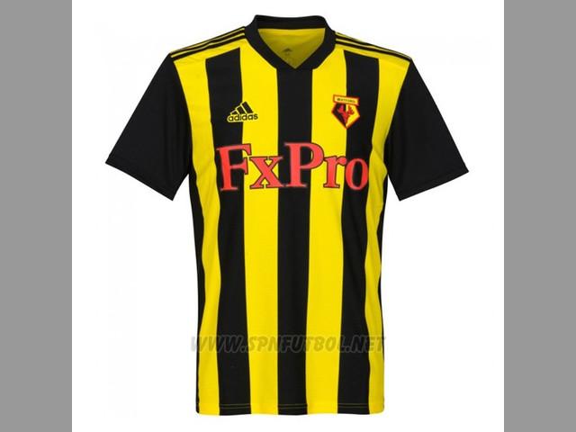 Camiseta Watford 1ª 2018-2019 Tailandia