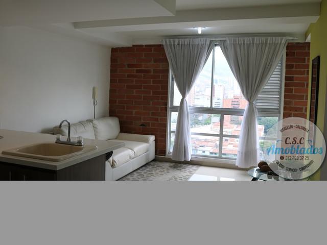 Alquiler de Apartamentos Amoblados código. AP82 (Suramericana)