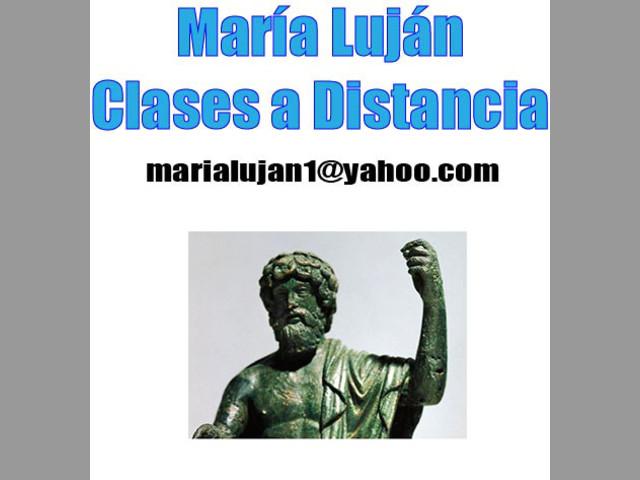 Latín - ayuda a estudiantes o curso completo