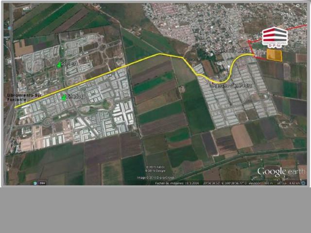 Venta Terrenos y Bodegas Industriales, Querétaro DI-012