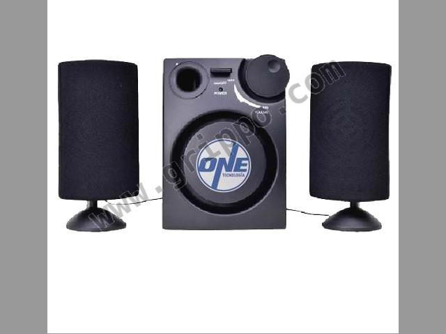 ¿Necesita un sonido de calidad? Parlante One 2.1
