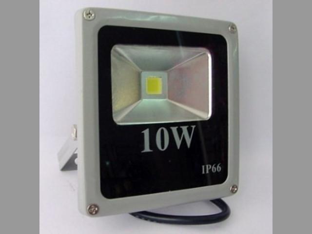 Reflector Led Doble Blanco Frio Exterior 120º x20u