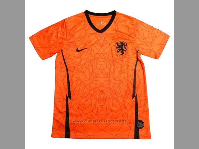 Camiseta del Holanda replica y barata 2020 2021