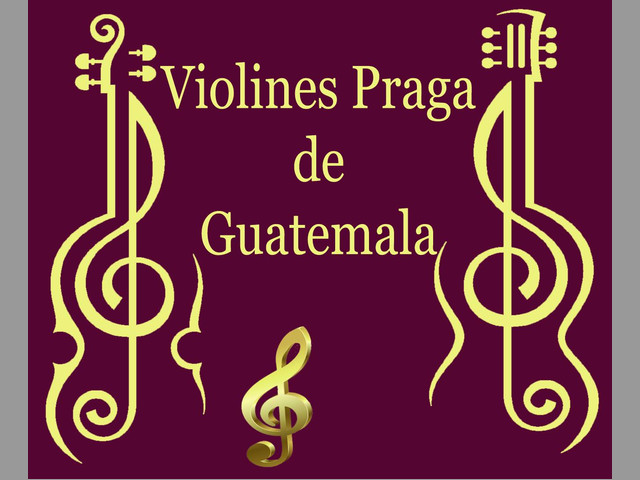 Violines Praga de Guatemala
