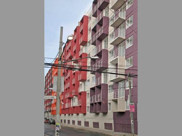 Departamentos en Calle 1 (B)