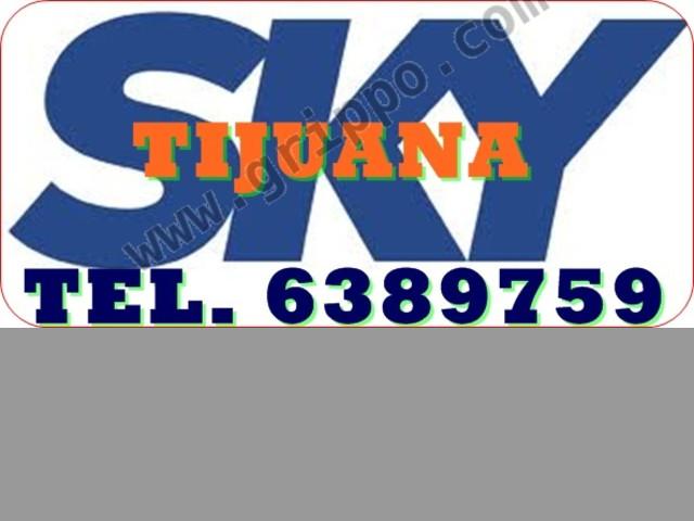 cual es el telefono de sky en tijuana tel 6646389759