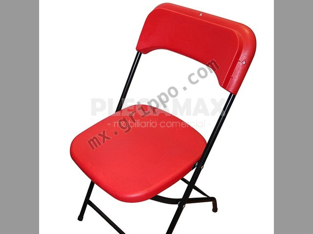 silla roja