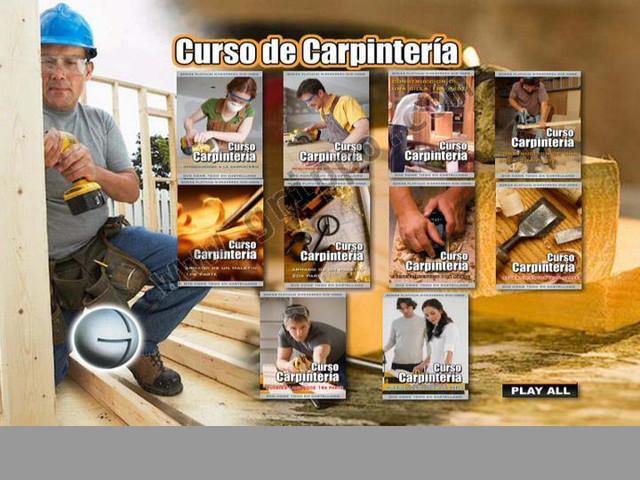 CURSOS DE OFICIOS EN DVD