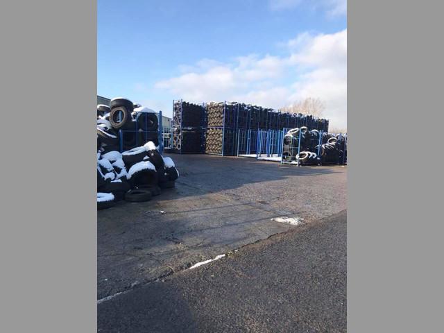 Empresa exportadora de llantas usadas PEGASUS REIFEN UG