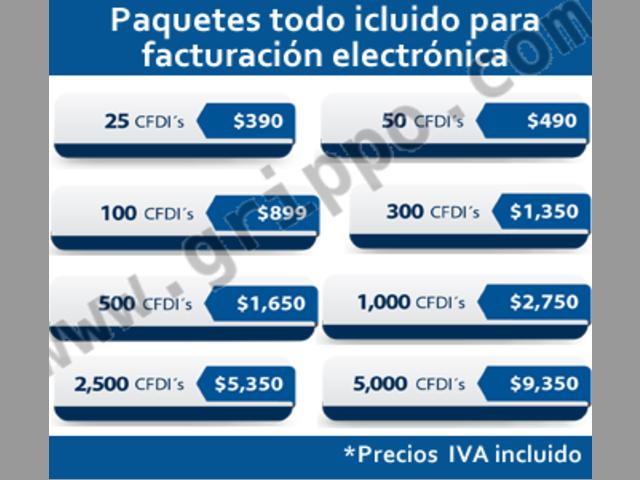 Facturación Electrónica Querétaro 01800 212 9521 Facturas Electrónicas