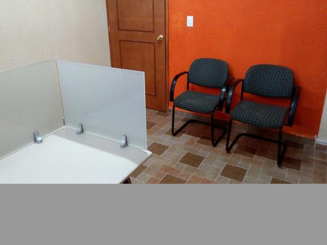 OFICINA EN RENTA CON SERVICIOS EN NAUCALPAN DE JAUREZ