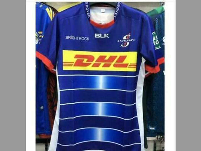 Camisetas de rugby Stormers